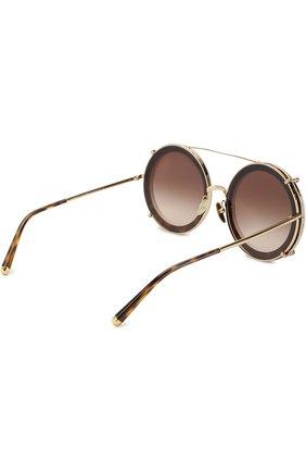 Солнцезащитные очки Dolce & Gabbana разноцветные | Фото №4