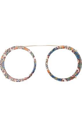 Солнцезащитные очки Dolce & Gabbana разноцветные | Фото №7