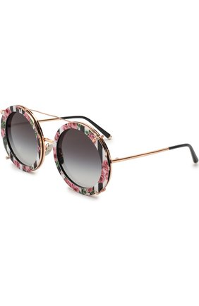 Солнцезащитные очки Dolce & Gabbana разноцветные | Фото №1