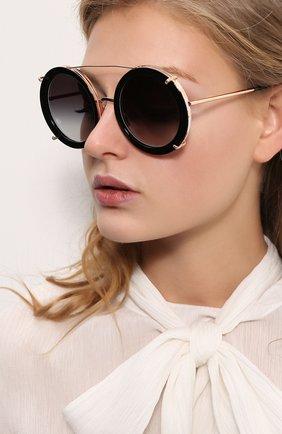 Солнцезащитные очки Dolce & Gabbana разноцветные | Фото №2