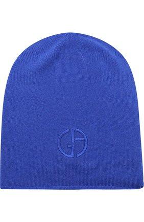 Кашемировая шапка бини | Фото №1