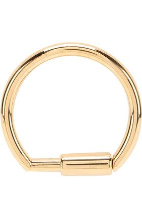 Женские брелок для подвесок alphabet key CHLOÉ золотого цвета, арт. CHC15WK395CB79DA | Фото 1