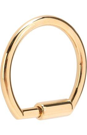 Женские брелок для подвесок alphabet key CHLOÉ золотого цвета, арт. CHC15WK395CB79DA | Фото 2