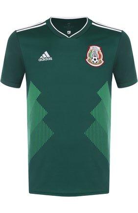 Домашняя игровая футболка сборной Мексики | Фото №1