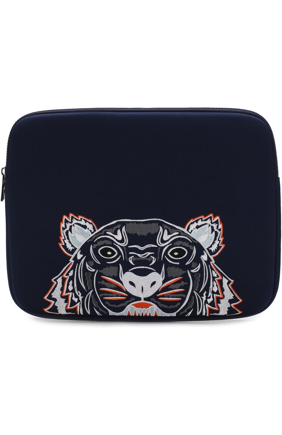 Чехол для ноутбука с вышивкой Tiger | Фото №1