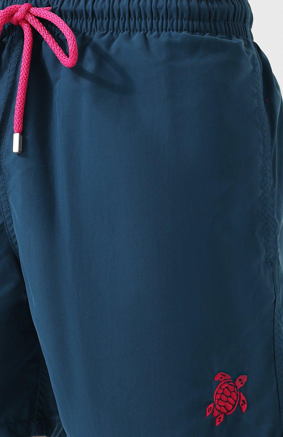 Плавки-шорты с карманами | Фото №5