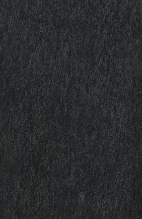 Мужской кашемировый шарф JOHNSTONS OF ELGIN темно-серого цвета, арт. WA000020 | Фото 2