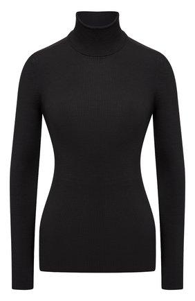 Женская водолазка из смеси кашемира и шелка TOM FORD черного цвета, арт. MAK840-YAX176 | Фото 1