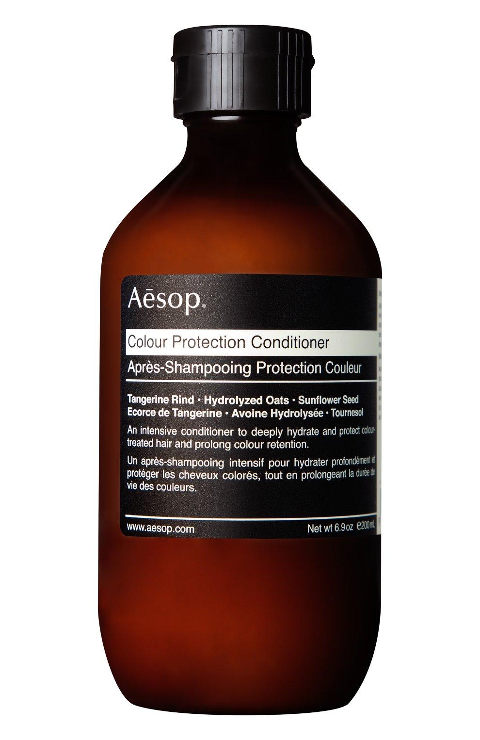 Женский кондиционер для волос colour protection AESOP бесцветного цвета, арт. AHR19 | Фото 1