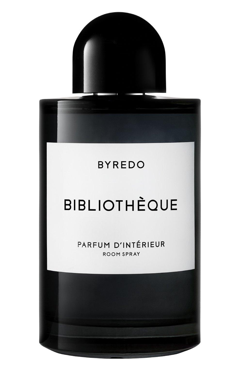 Ароматизатор для помещений bibliotheque  BYREDO бесцветного цвета, арт. BR100124   Фото 1 (Ограничения доставки: flammable; Статус проверки: Проверена категория)