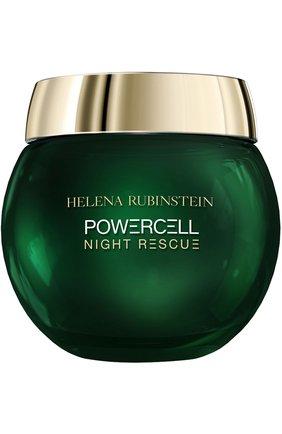 Женского крем для лица powercell night rescue HELENA RUBINSTEIN бесцветного цвета, арт. 3614271929525 | Фото 1