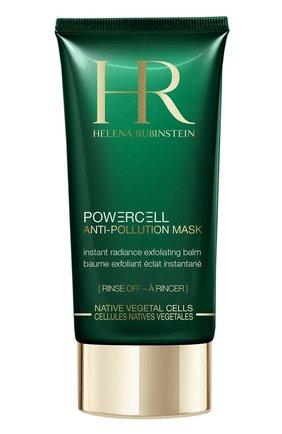 Женская маска для лица powercell HELENA RUBINSTEIN бесцветного цвета, арт. 3614271955197 | Фото 1
