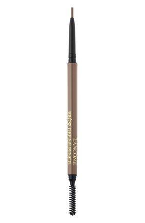 Женский карандаш для бровей brow define, оттенок 03 LANCOME бесцветного цвета, арт. 3614271876157 | Фото 2