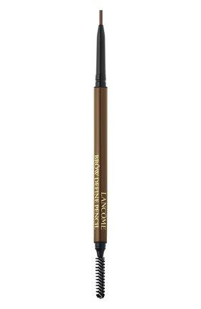 Женский карандаш для бровей brow define, оттенок 06 LANCOME бесцветного цвета, арт. 3614271876218 | Фото 2
