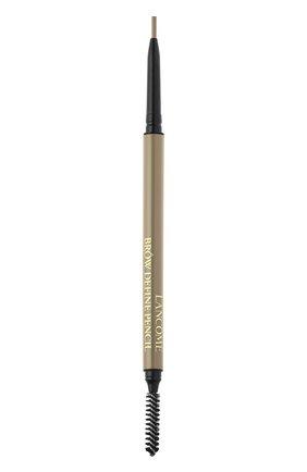 Женский карандаш для бровей brow define, оттенок 01 LANCOME бесцветного цвета, арт. 3614272128453 | Фото 2