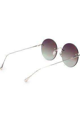 Женские солнцезащитные очки FRENCY&MERCURY темно-розового цвета, арт. NEVER KN0W NEXT KISS/SS-LPM | Фото 3