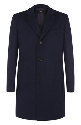 Пальто из смеси шерсти и кашемира | Фото №1