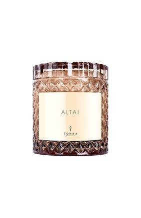 Парфюмированная свеча Altai | Фото №1