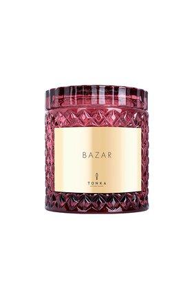 Парфюмированная свеча bazar TONKA PERFUMES MOSCOW бесцветного цвета, арт. 4665304430036 | Фото 1