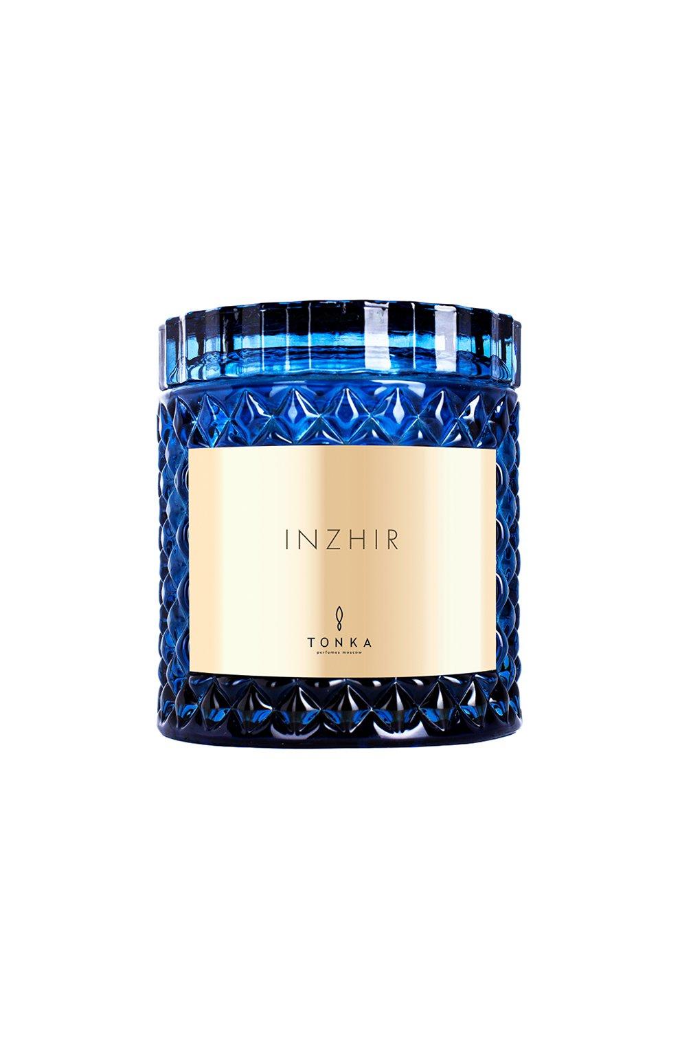 Парфюмированная свеча Inzhir | Фото №1