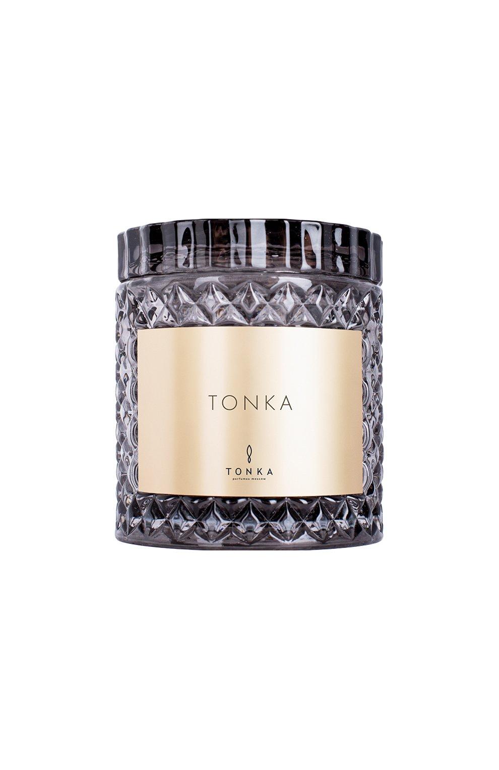 Парфюмированная свеча Tonka | Фото №1