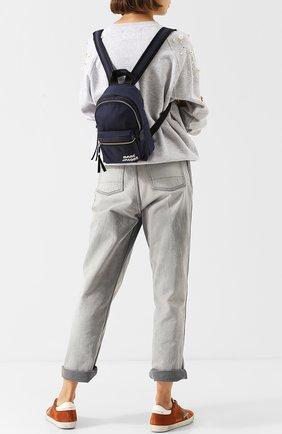 Рюкзак Trek Pack Mini Marc Jacobs темно-синий | Фото №1