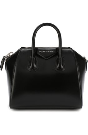 Сумка Antigona mini Givenchy черная цвета | Фото №1