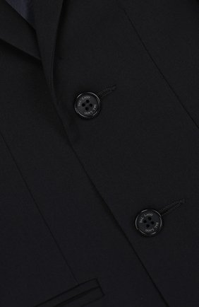 Шерстяной костюм из пиджака и брюк | Фото №5
