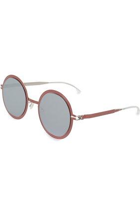 Солнцезащитные очки Mykita красные | Фото №1