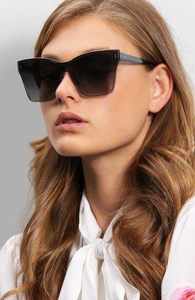 Солнцезащитные очки Dita синие   Фото №1