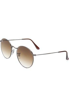 Женские солнцезащитные очки RAY-BAN коричневого цвета, арт. 3447N-004/51 | Фото 1
