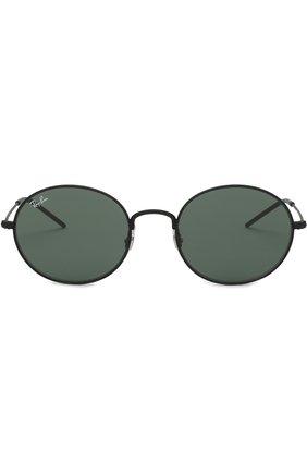 Мужские солнцезащитные очки RAY-BAN черного цвета, арт. 3594-901471 | Фото 2