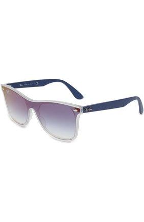 Солнцезащитные очки Ray-Ban синие   Фото №1
