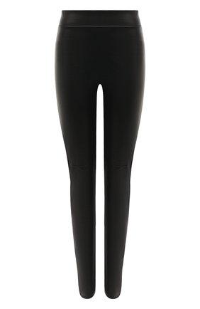 Женские леггинсы WOLFORD черного цвета, арт. 19156   Фото 1