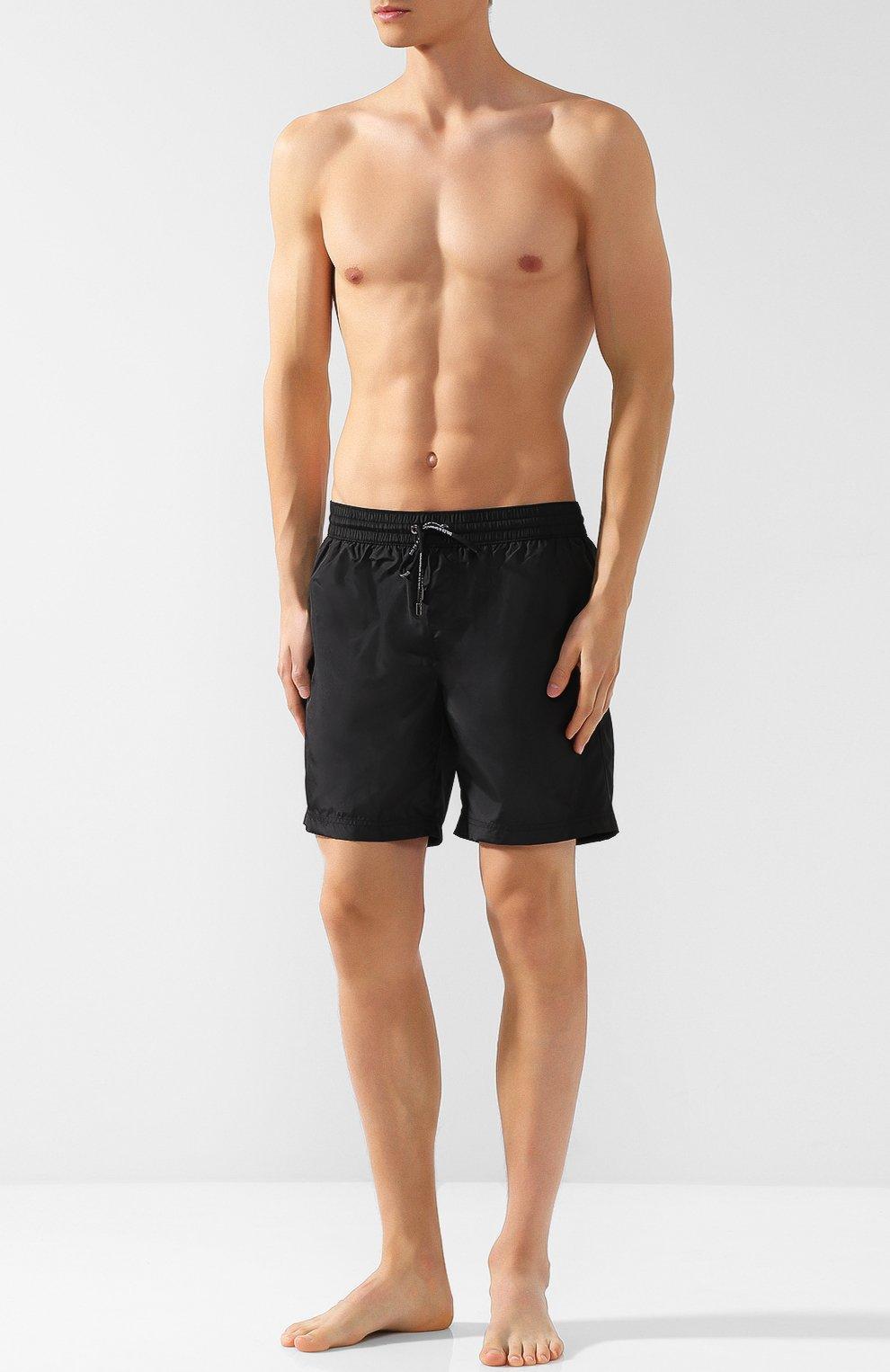 Плавки-шорты с поясом на кулиске | Фото №2