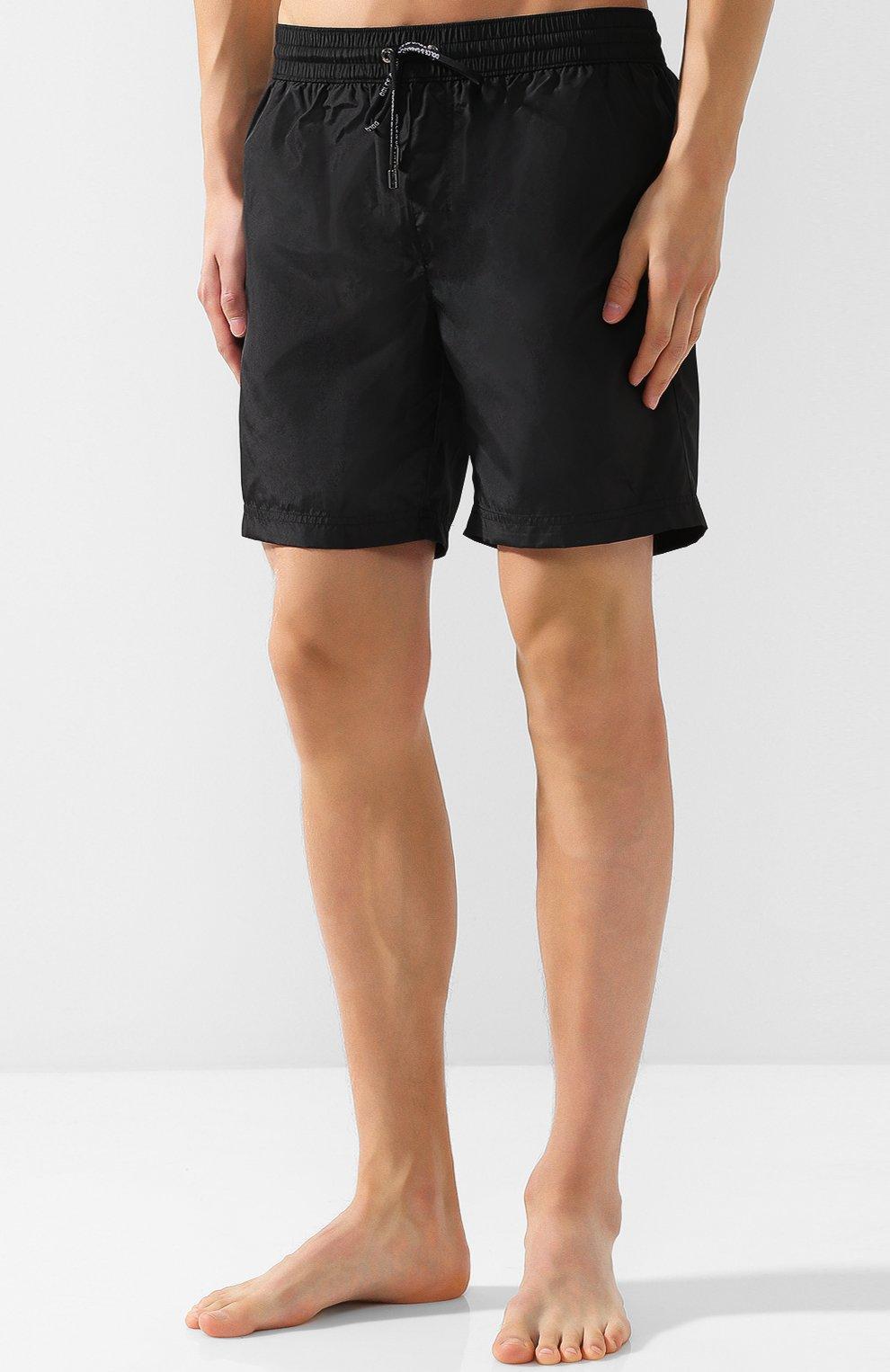 Плавки-шорты с поясом на кулиске | Фото №3