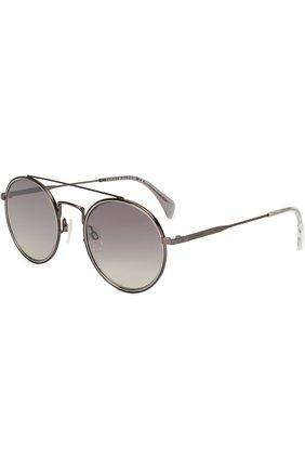 Солнцезащитные очки Tommy Hilfiger серые | Фото №1