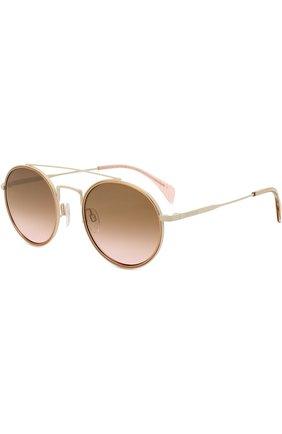 Солнцезащитные очки Tommy Hilfiger белые | Фото №1