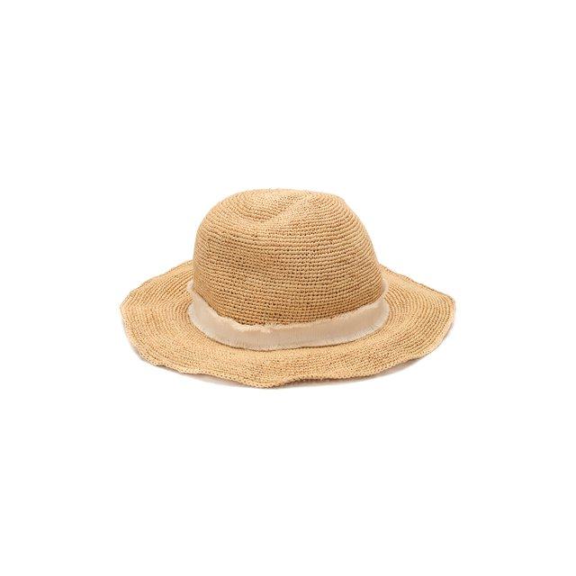 Соломенная шляпа с лентой Heidi Klein