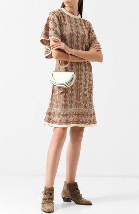Женская сумка nile minaudière CHLOÉ белого цвета, арт. CHC17US302H5H | Фото 2