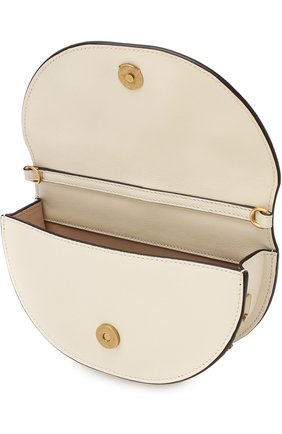 Женская сумка nile minaudière CHLOÉ белого цвета, арт. CHC17US302H5H   Фото 4