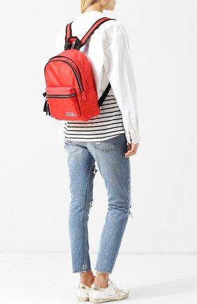 Рюкзак Trek Pack medium Marc Jacobs красный | Фото №1