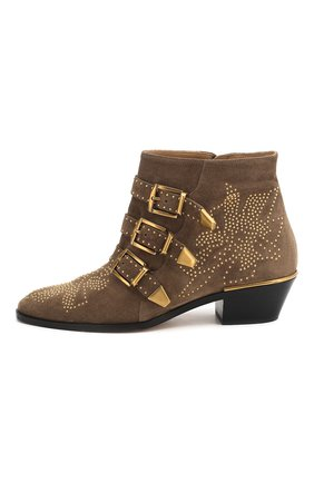 Замшевые ботинки Susanna   Фото №3
