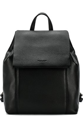 e86ea46fd11b Giorgio Armani. Кожаная поясная сумка. 99 500 ₽ · Кожаный рюкзак с клапаном  | Фото №1