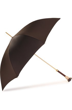 Зонт-трость с фигурной ручкой   Фото №2