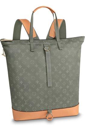 Сумка Zipped Louis Vuitton серая   Фото №1