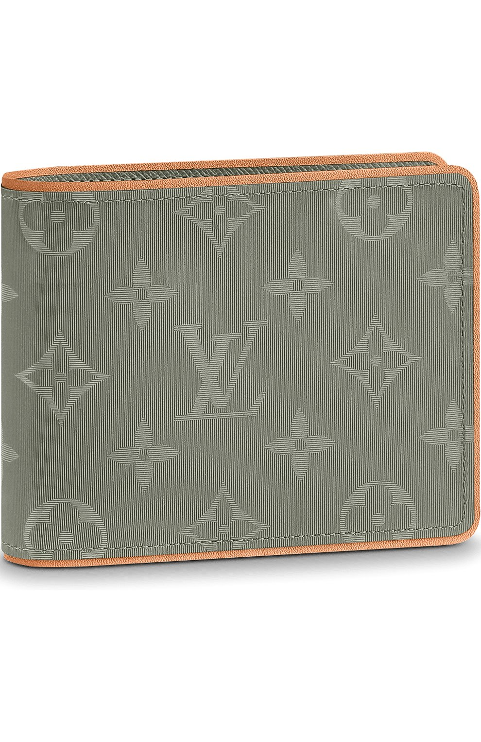 38bf330f5b8c Бумажник Multiple Wallet LOUIS VUITTON серого цвета — купить за ...