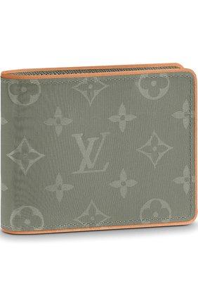 Бумажник Multiple Wallet Louis Vuitton серого цвета   Фото №1