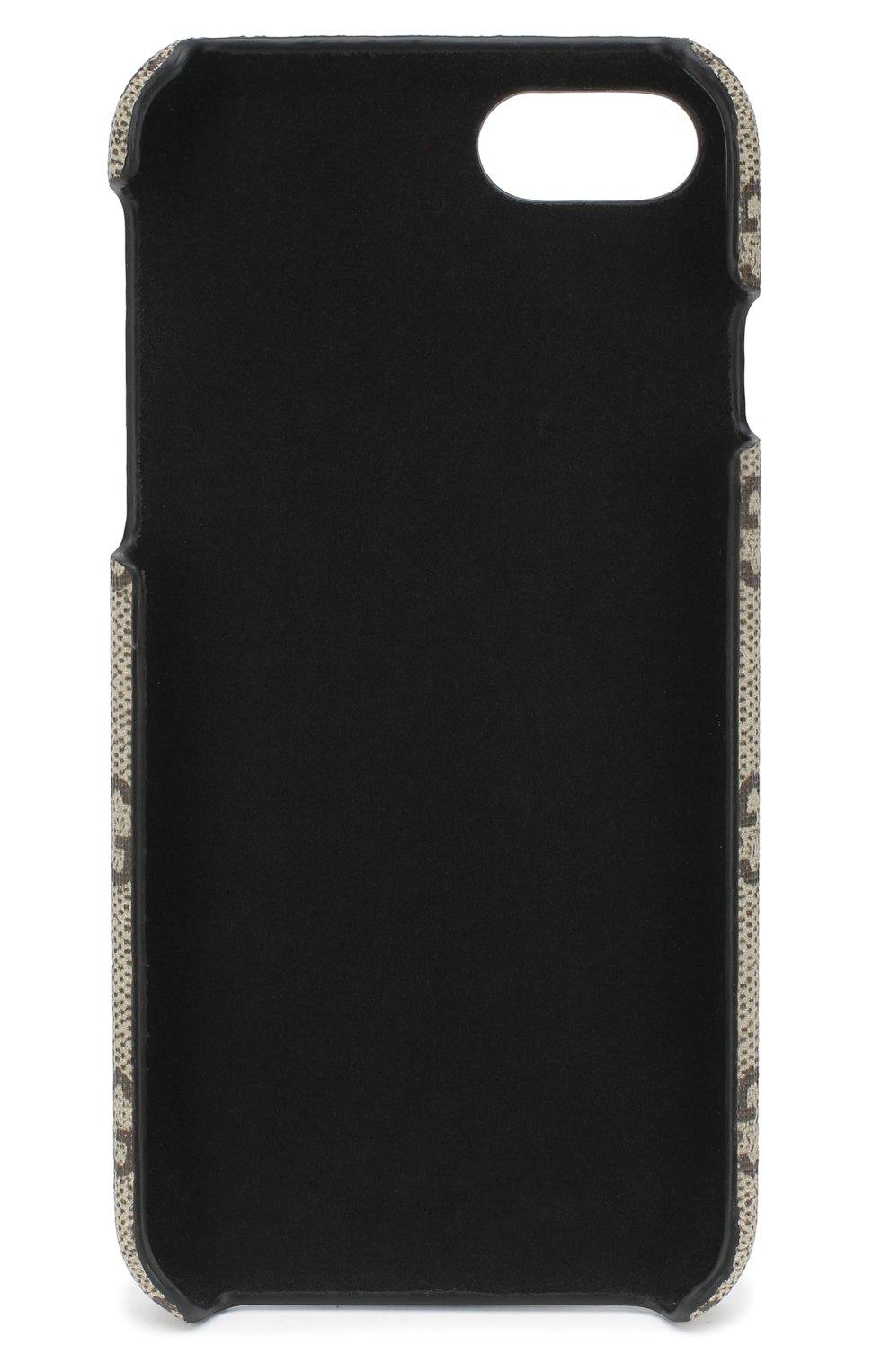 Чехол для iPhone 7/8 с принтом Gucci  | Фото №2