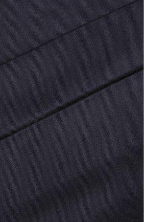 Мужской шелковый камербанд GIORGIO ARMANI синего цвета, арт. 360033/8P998 | Фото 3